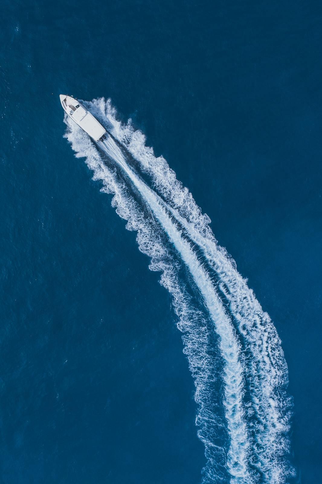 tipologie di imbarcazioni in navigazione